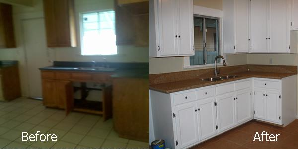 Appreciating Real Estate Before and After