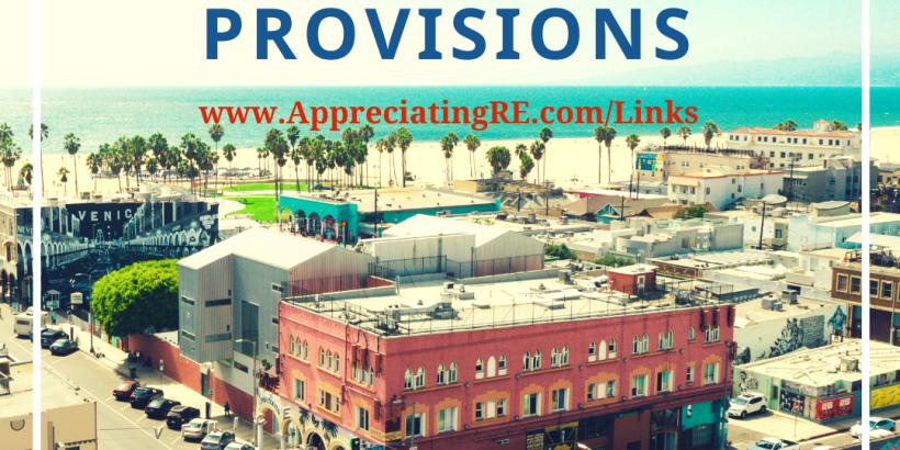 Calfornia beach city image for AB 1482 Rent Control