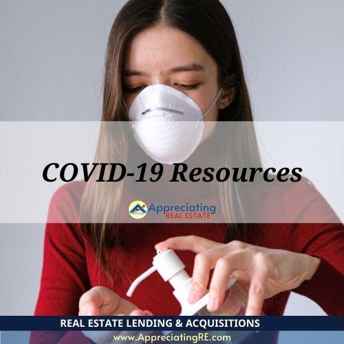 CoViD19 Resources by Appreciating Real Estate