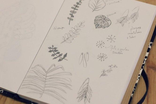 Broche Pissenlit - les étapes de sa création sont à retrouver sur www.apprendre-la-bijouterie.com