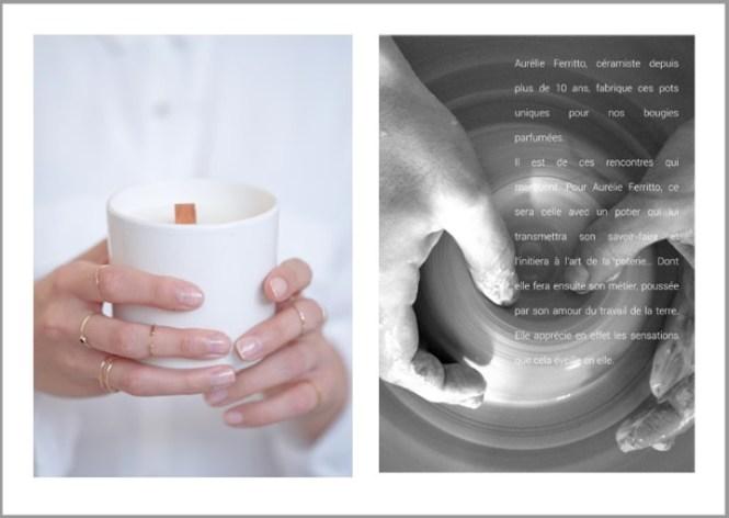 Collection Capsule Note Suave x OH LA LA ! bijoux, l'objet incarnant le Slow Design
