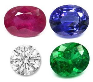 Pierres précieuses - Retrouvez tous les termes et le vocabulaire de la bijouterie et du métier de bijoutier sur www.apprendre-la-bijouterie.com
