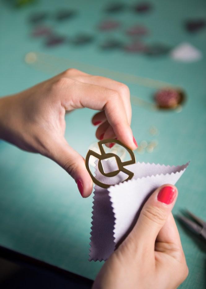 Rencontre avec Gaïa, créatrice de la marque de bijoux Les Tatillonnes