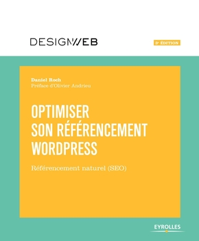 Couverture du livre Optimiser son referencement wordpress