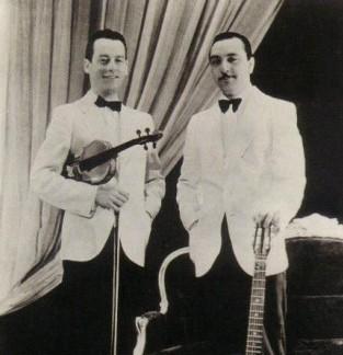 improviser au violon