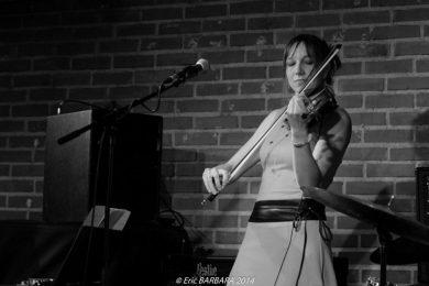 improvisation jazz au violon, swing et placement rythmique