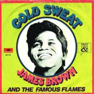 Le groove de Cold Sweat de James Brown