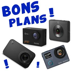 bons plans action cam