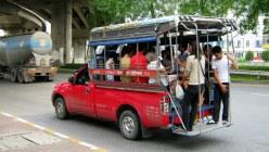 Parler Thaï en Taxi