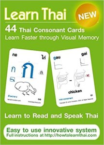 THAÏ FLASH CARDS