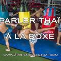 Parler Thaï au Camp de Boxe