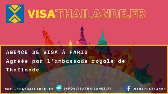 Parler thaï à l'immigration