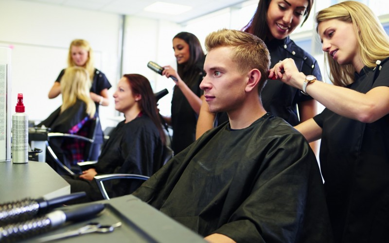 Hairdressing apprenticeship  The Apprenticeship Guide