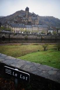 Estaing, Aveyron, GR65