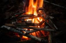 Petites flammes doudounes