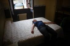Une nuit d'hotel bien mérité après 100 kms de GR6