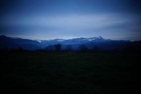 Alpes en vue