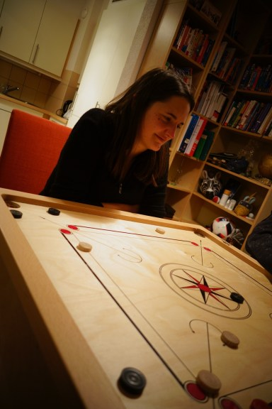 Couchsurfing - Carrom