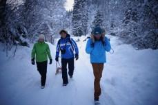 Vacances au sport d'hiver