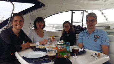 Bon moment avec les navigateurs belges