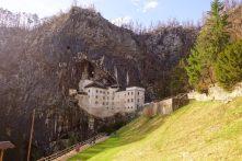 Château de Predjama, Slovénie