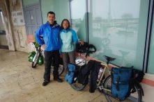 Rencontre avec Anne-So et Kevin, Escapade à bicyclette vers la Thaïlande
