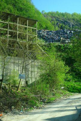 Gestion des déchets à la bosnienne