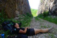 Un coin d'ombre ! Ciro Trail