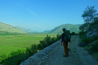 Interminable plaine, Ciro Trail