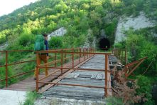 Ancienne voie ferrée, Ciro Trail