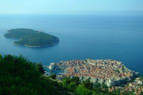 Descente sur Dubrovnik