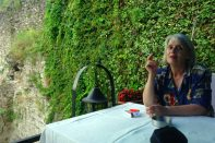 Anna. Notre hôte à Elbassan