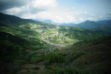 La campagne albanaise