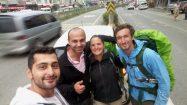Autostop pour Rize