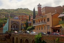 Quartier des bains, Tbilisi