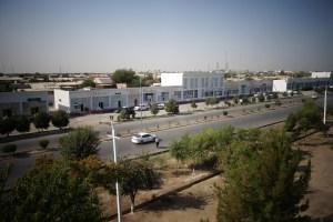 Complexe du blanc, Turkmenistan