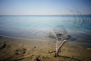 Vue sur le Lac, Turkmenistan