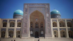 Madrasa Mir-i-Arab, Boukhara