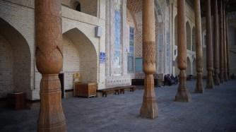 Mosquée Bolo Haouz, Boukhara