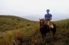 """""""Tu veux monter sur mon cheval ?"""""""