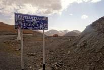 Passage Taldyk, Kirghizistan
