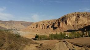 Vallée, Kirghizistan