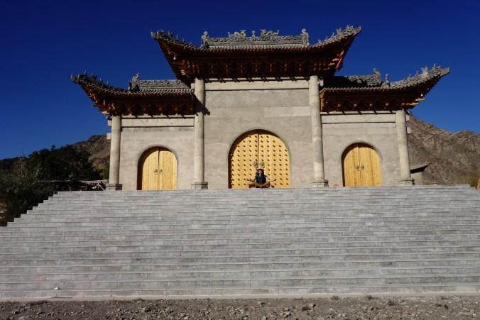 Temple - Jiayuguan
