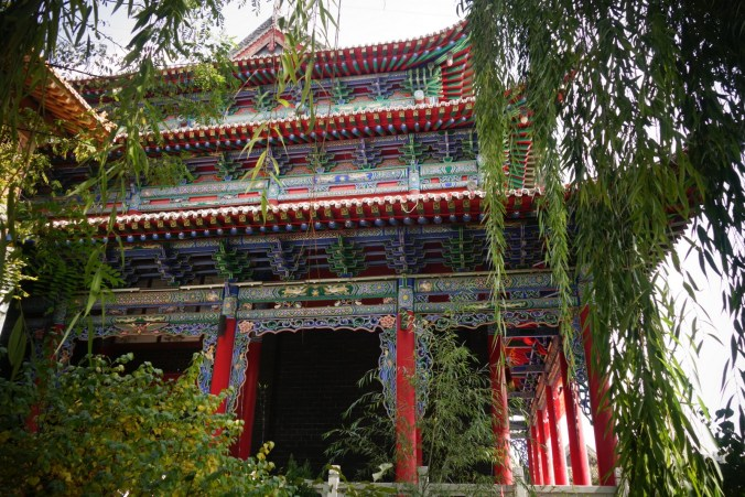 Temple - Lanzhou