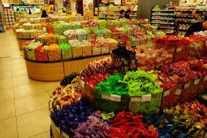 Supermarché - Emballage unique