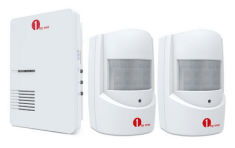 Image of the 1byone Wireless Driveway Alert system