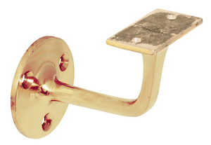 Image of a handrail bracket from Toolstation.com