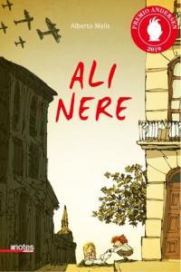 Ali nere. cover