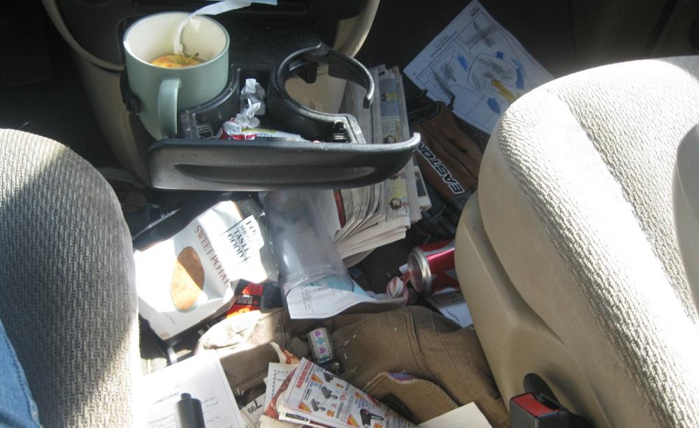 Organize Your Car
