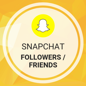 Buy Snapchat Followers/Friends